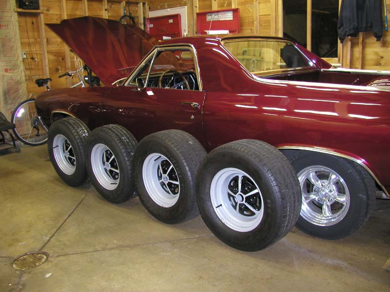 1970 ss el camino wheel selection engine cleanup exhaust lever family racing 1970 ss el camino wheel selection