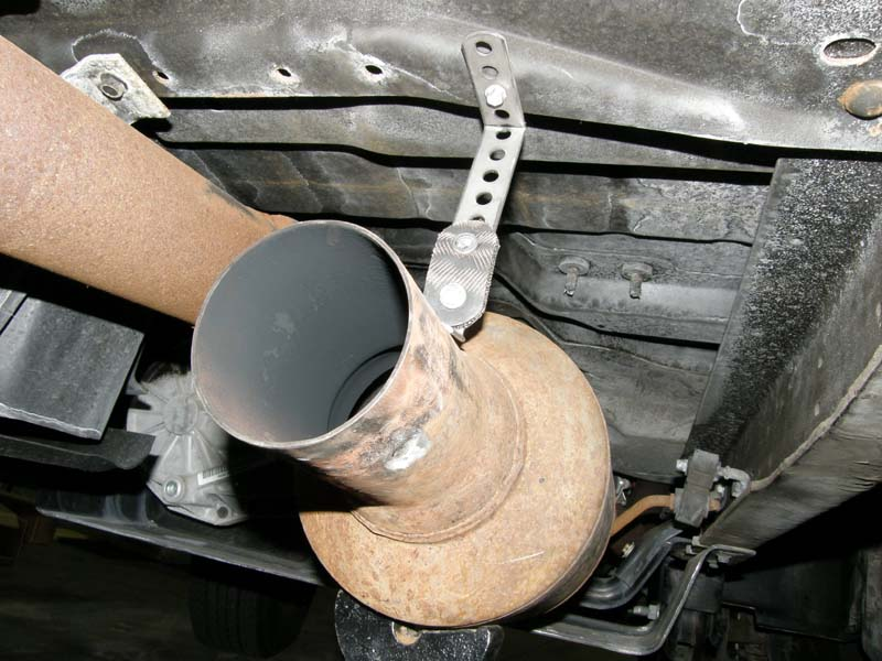 2007 Ford Truck Exhaust Install Stacks Lever Family Racing