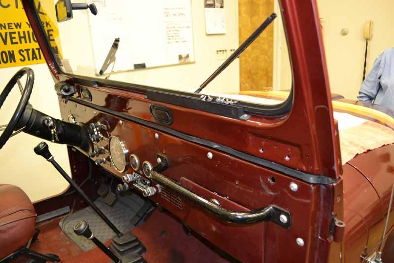 1984 Jeep Cj 7 Progress 2012 05 05 Lever Family Racing